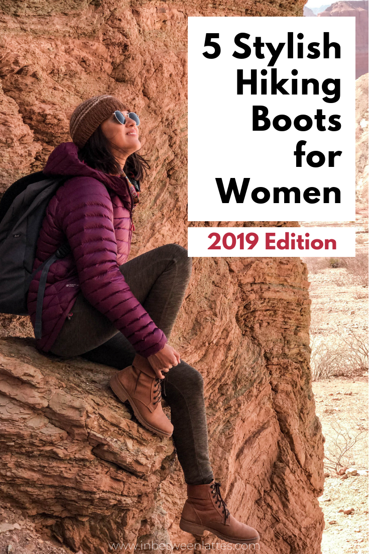 5 Stylish Hiking Boots for Women 2019
