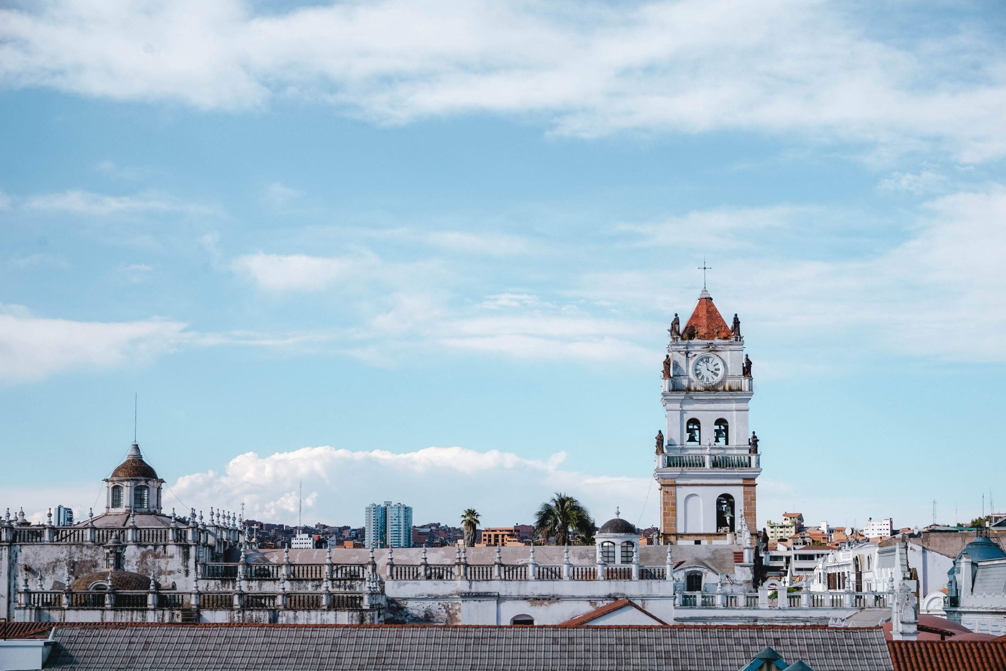 A Guide to Sightseeing and Learning Spanish in Sucre Bolivia